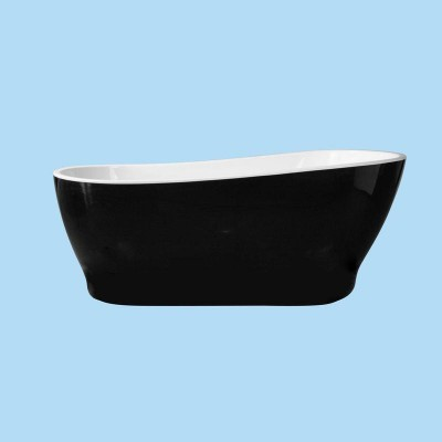 Noir 1700 Freestanding Bath