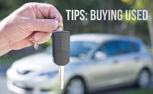 Reminders When Buying a Used Car