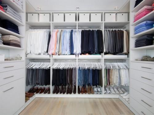 5 Easy Steps To Organise Your Closet