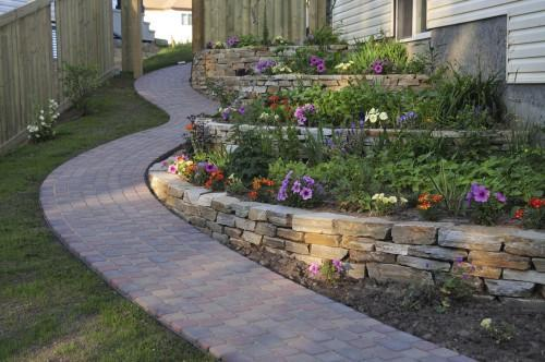 Six Benefits of Retaining Walls