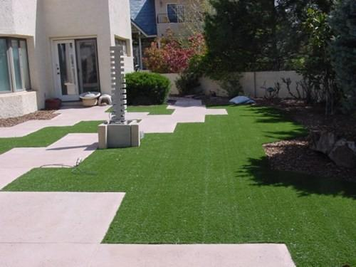 Artificial Grass is the Lawn of the Future