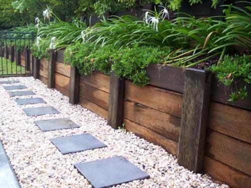 Follow These Steps in Building Retaining Walls