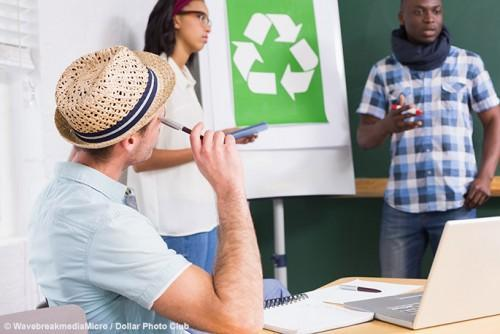 Good Recycling Practices And Other Tips on Managing Waste in the Office