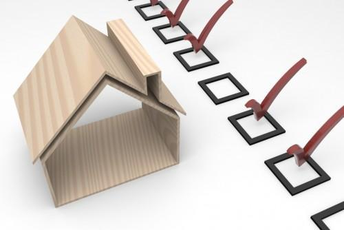 A Checklist for Your New Home