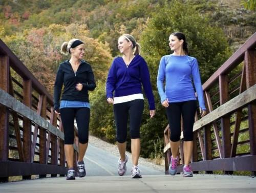 Top 4 Reasons to Walk for Fitness Today