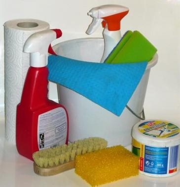 It's Time to Clean Your Cleaning Materials