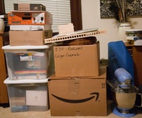 Storage Tips: What to do with the Things You Packed for a Move