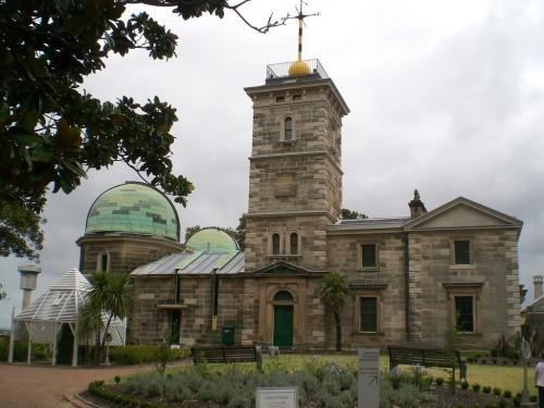 Observatory Hill: The Highest Point In Sydney Area