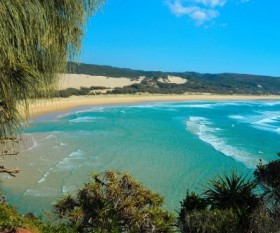 Fraser Island Tourist Attractions