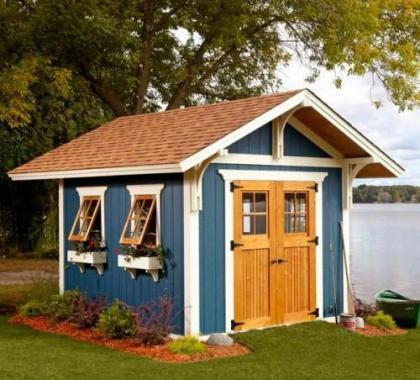 Secrets to Building an Affordable Yet Durable Shed