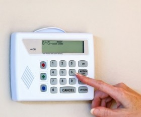 Protecting your home with Locks, CCTV's and Alarm Systems